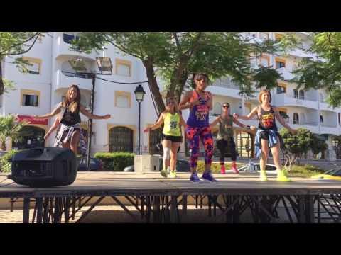 Diana Haddad feat Zad - LA FIESTA Zumba® Fitness