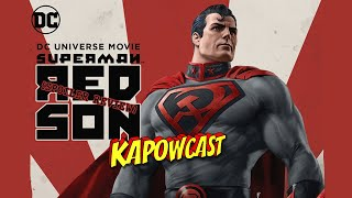 DC ANIMATION RED SON SPOILER REVIEW
