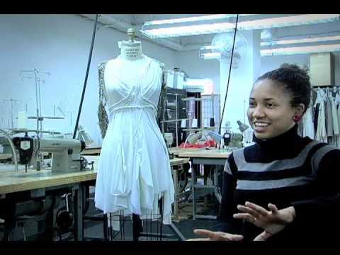 Fashion Design At California College Of The Arts Youtube