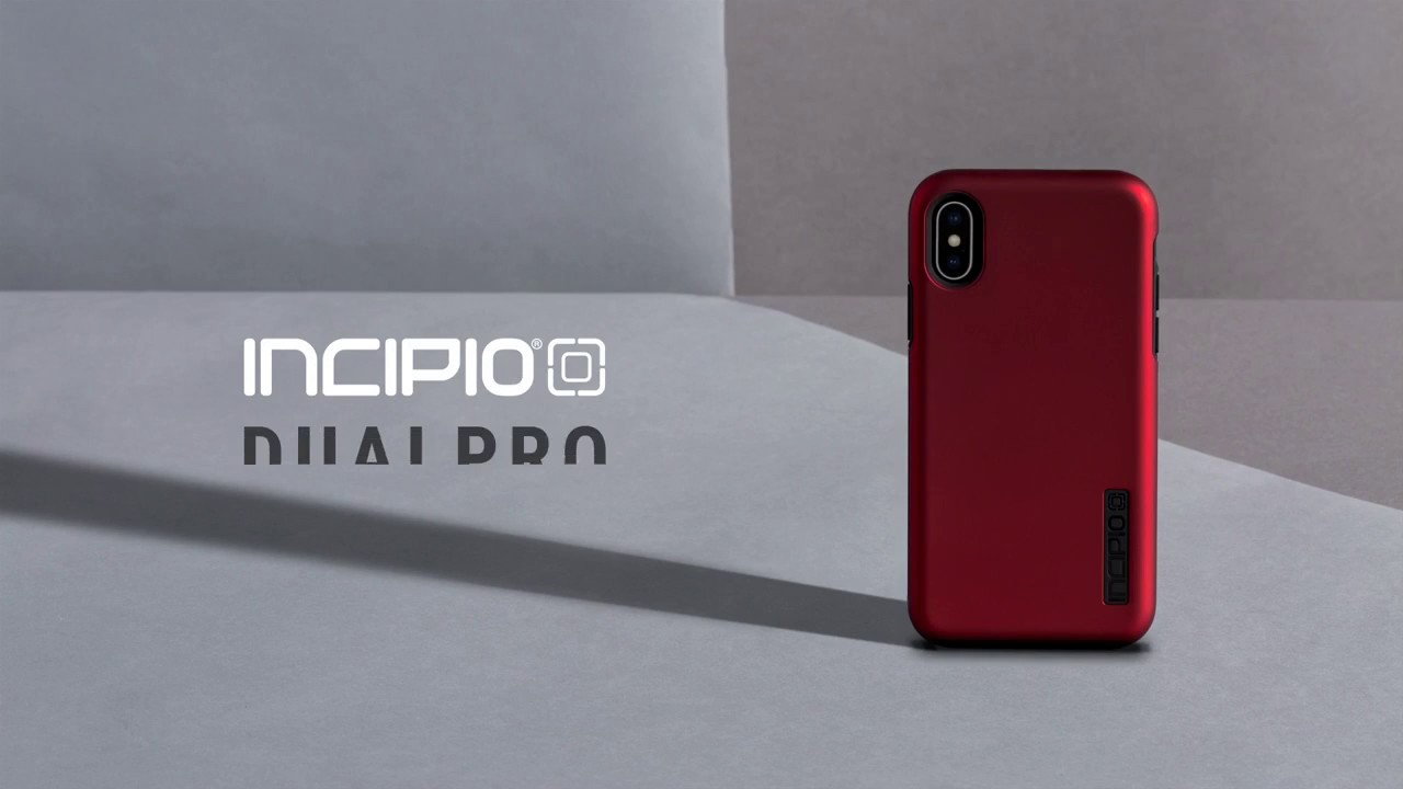 new concept 57e40 e1511 Incipio Dualpro Case for iPhone 8 Plus/7 Plus (Black)