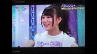 2013/12/22放送の乃木坂ってどこ?の一部です.