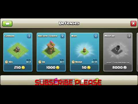 Clash Of Clans MOD APK 11 49 11 Unlimited Gems Gold
