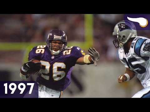 Panthers vs. Vikings (Week 7, 1997) Classic Highlights