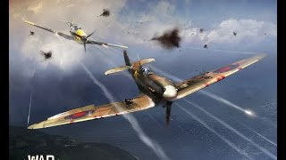 War Thunder: Messerschmitt Bf.109 vs Spitfire