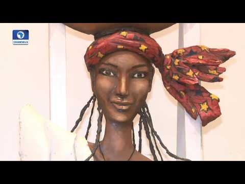 African Artists Display Unique Works Of Art To Show The Beauty Of The Continent Pt.1 |Art House|