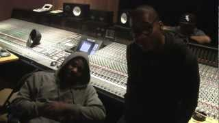 David Cash & The Game in studio.mov  NWW