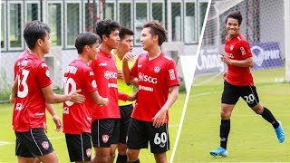 HIGHLIGHT |Thai League 4 :SCG Muangthong United ( B ) 1-0 Police Tero FC B