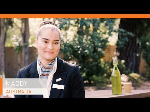Madeleine, BMIHMS at Torrens University, International Hotel & Resort Management