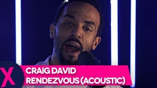 Craig David - Rendezvous Acoustic | Live Sessions | Capital XTRA Video