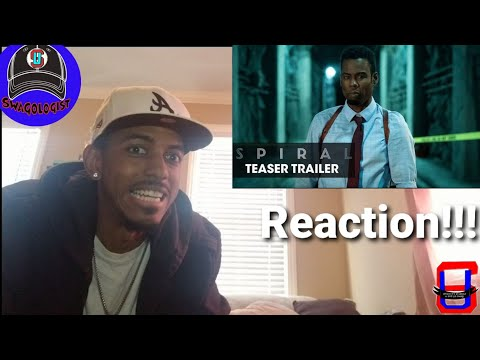 Trailer Reaction!: Spiral Teaser Trailer