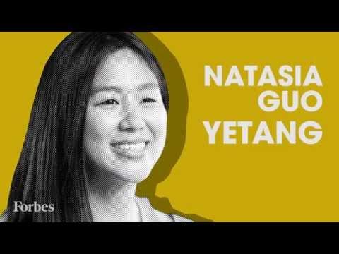 Forbes Under 30 Asia: Natasia Guo