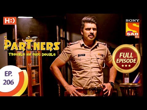 Partners Trouble Ho Gayi Double - Ep 206 - Full Episode - 11th September, 2018
