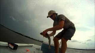 Galveston Texas Fishing Tactics #1