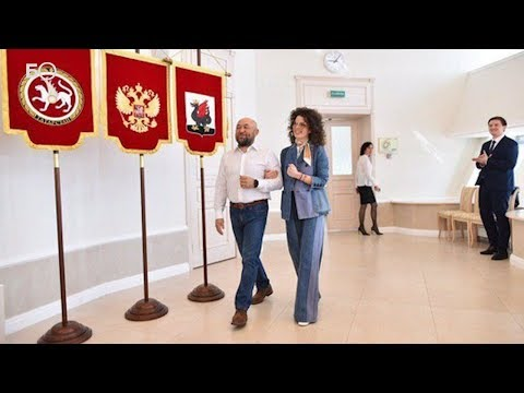 Наталия Фишман вышла замуж за Тимура Бекмамбетова