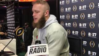 Ben Boulware on need for defense to score Clemson Tigers