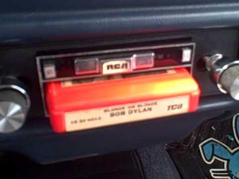 Car 8-Track: RCA 12R-710
