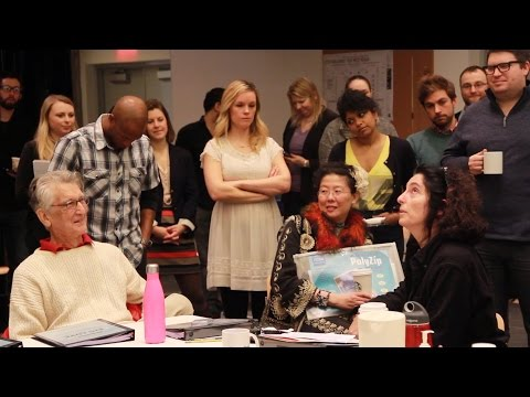 Signature Theatre: BIG LOVE Charles Mee and Tina Landau