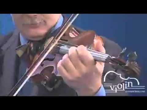 Spiccato - Violinmasterclass