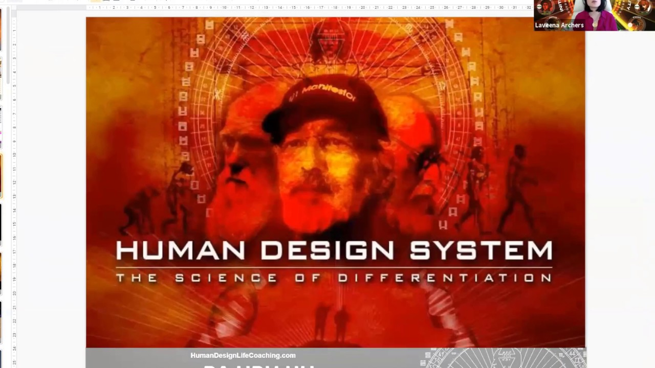 Human Design System Invitation to the Experiment
