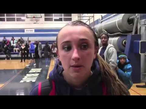 Newark Tech 61 @ Manasquan 68 - Girls Basketball