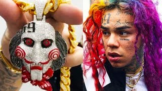 Goon Says He Got 6ix9ine Chain And Wants $200,000 to Return it
