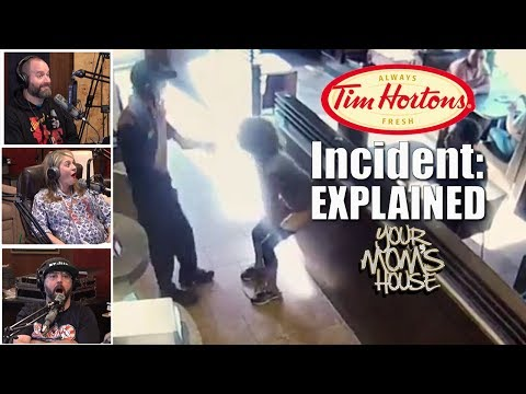 Why She Freaked Out At Tim Hortons - YMH Highlight