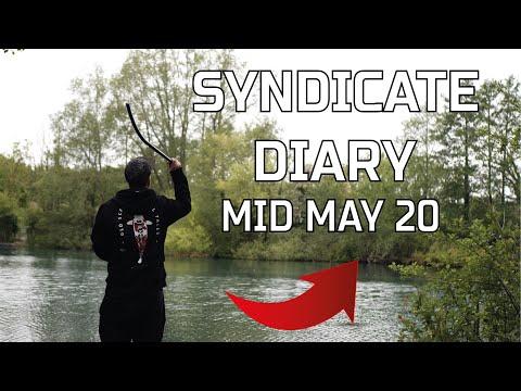 CARP FISHING 2020 ! SYNDICATE DIARIES... MID MAY 20