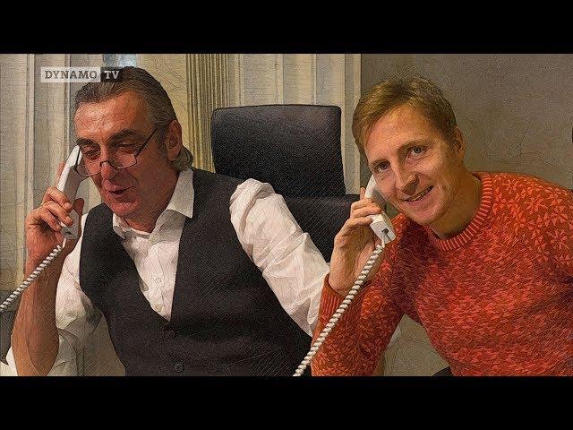 """Dynamisches Weihnachts-Telefon sagt """"Danke, Dynamo-Fans!"""""""