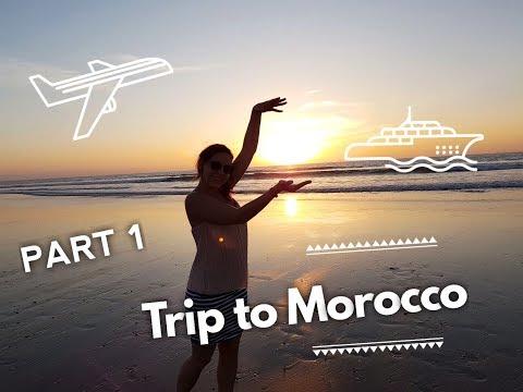 Trip to Morocco  |Agadir | Riu Tikida Dunas | Vlog Part 1
