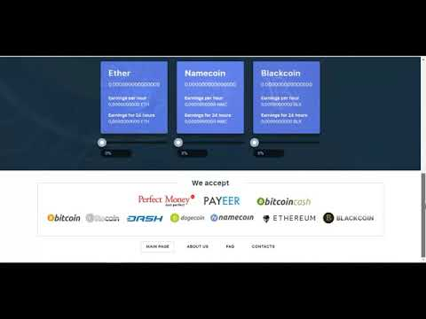 Hashminer cloud mining    Free 1,000000 Hm/s power. Automated Mining Top 7 Coin 2018.