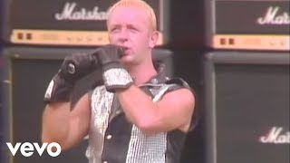 Judas Priest - Breaking The Law (Official Video)