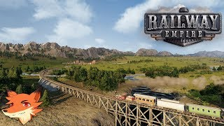 RAILWAY EMPIRE [FR] Dominer le transport ferroviaire! #1
