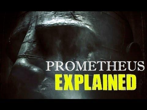 Prometheus EXPLAINED  Movie Review SPOILERS
