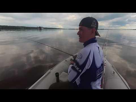 рыбалка на жереха блесна renegade iron minnow