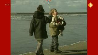 Flip de beer - Vliegert op het strand