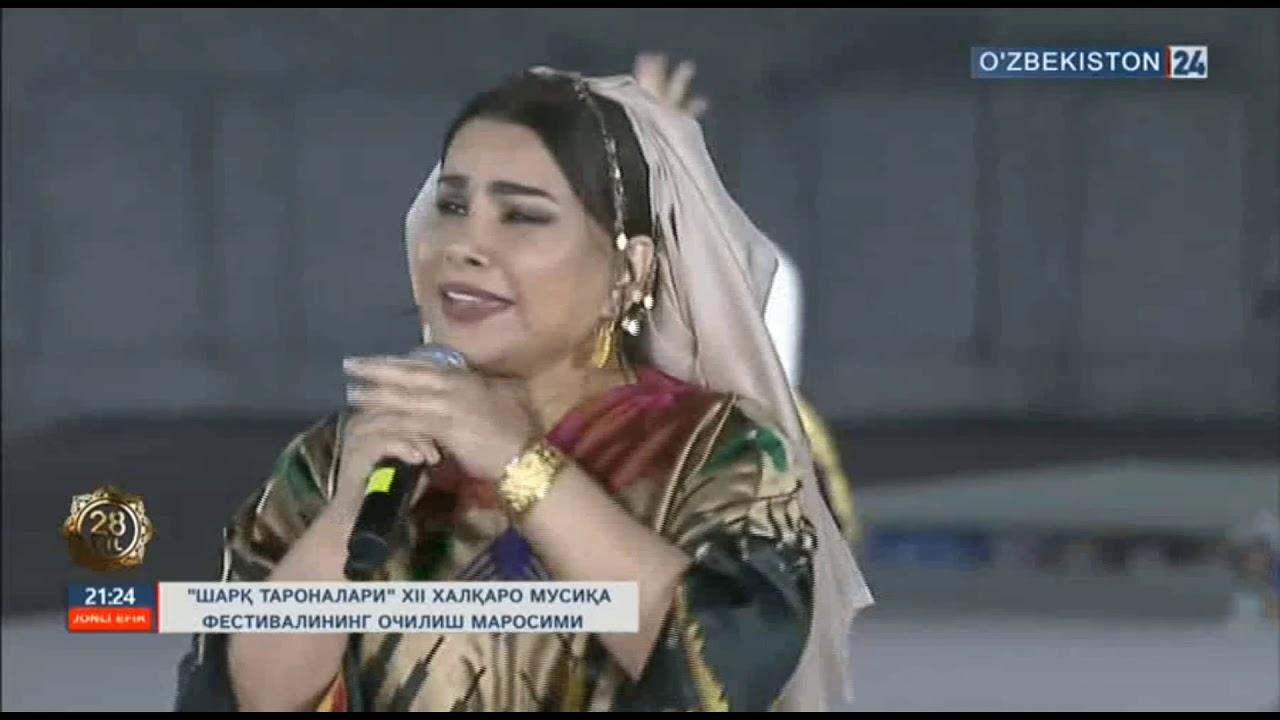 Yulduz Usmonova- Qizg'aldogim(Sharq taronalari)2019