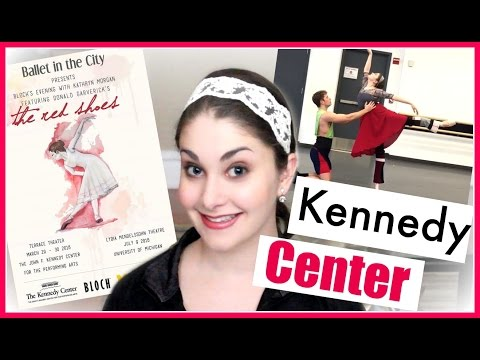 Kennedy Center Sneak Peak, T-Shirts & Posters! | Kathryn Morgan