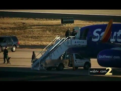 Radio Coms: Bomb Threats on Delta 1156 and Southwest 2492