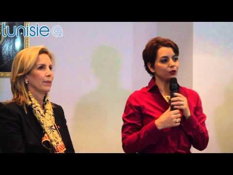 Passation entre Amel Karboul et Selma Elloumi Rekik