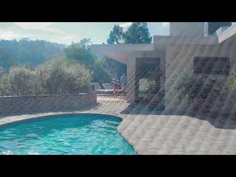 Brown Jordan Outdoor Patio Rug Furman Coll. Platinum Label Modern Square Area Rugs 9' x 9'