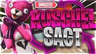 """Wir spielen """"Kuschel sagt"""" in Fortnite!"""