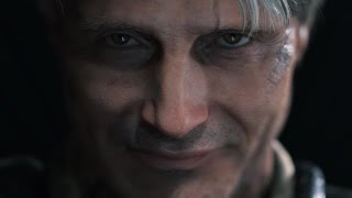 Death Stranding - Teaser Trailer - PSX 2016:Low Roar Version - 4K