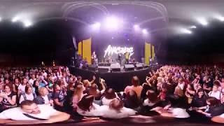 Anacondaz Мама я люблю Live видео 360 градусов Воронеж искра фест 25.08.2019