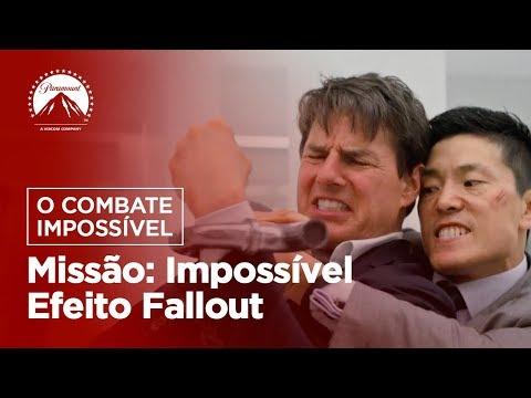 Missão: Impossível - Efeito Fallout | O combate impossível | Paramount Brasil