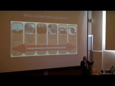 Quality, Innovation and International Rankings: Defining World Class International Universities