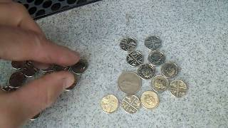changing up silver sterling in coin star machine