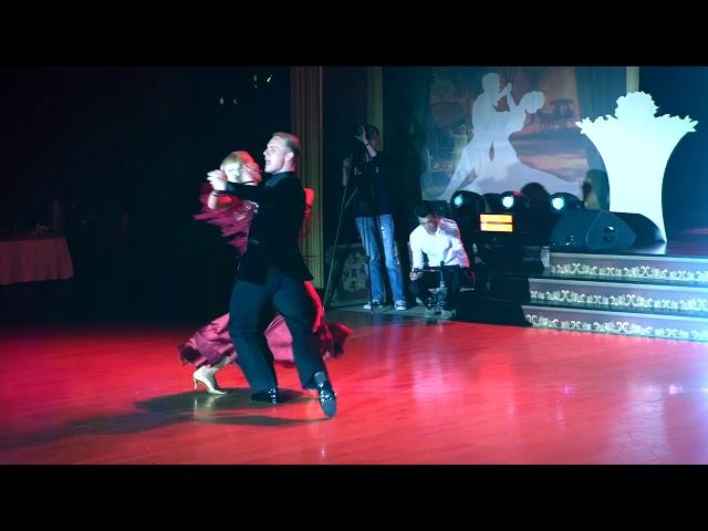 Александр Жиратков - Ирина Новожилова, «Танго»