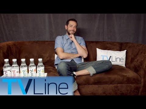Zachary Levi on Chuck Revival, Psych Movie, Alias Grace  ComicCon 2017  TVLine