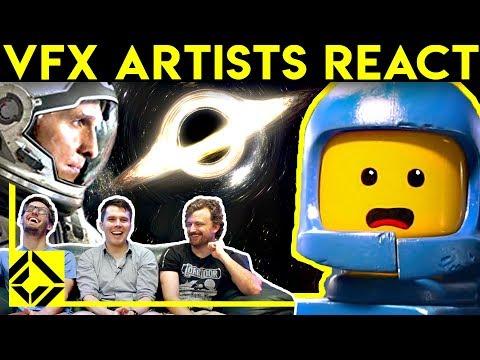 VFX Artists React to Bad & Great CGi 8