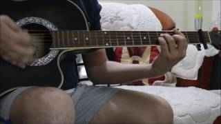 Love You Zindagi | Guitar Cover | Dear Zindagi | Jasleen Kaur Royal, Amit Trivedi |